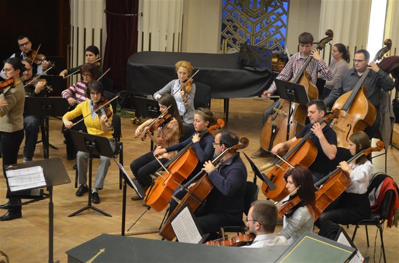 Foto Concerte Simfonice Cluj